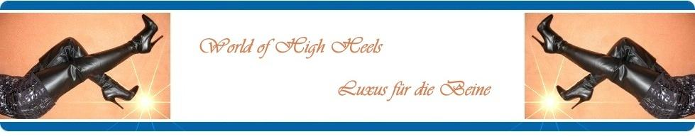 WORLD OF HIGH HEELS